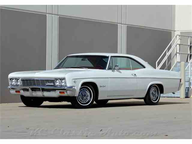 1966 Chevrolet Impala SS Automatic 275hp 67k original miles | 975833