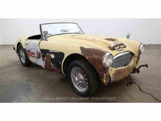 1958 Austin-Healey 100-6 | 975836