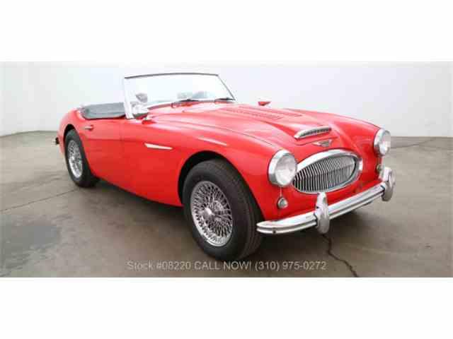 1962 Austin-Healey 3000 | 975842