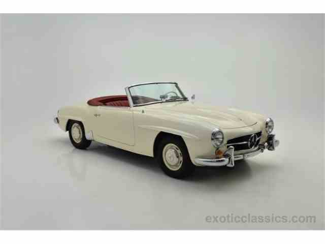 1960 Mercedes-Benz 190SL | 975845