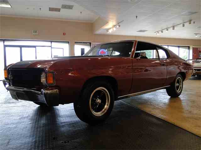 1972 Chevrolet Chevelle | 975865