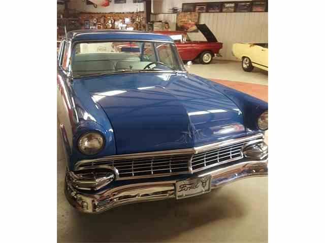 1955 Ford Custom   975874