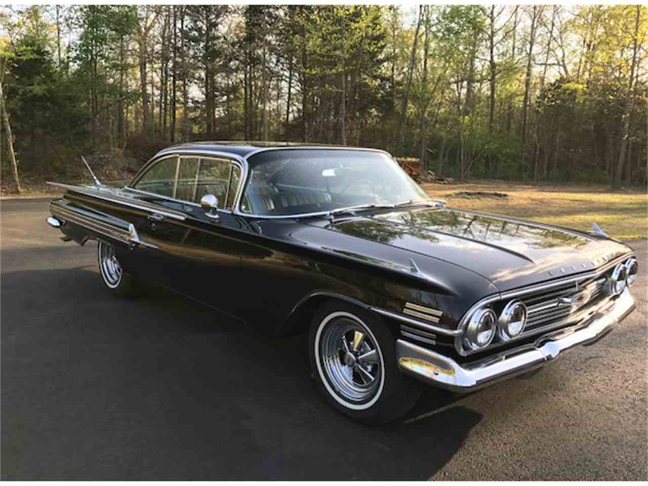 1960 Chevrolet Impala For Sale Classiccars Com Cc 975875