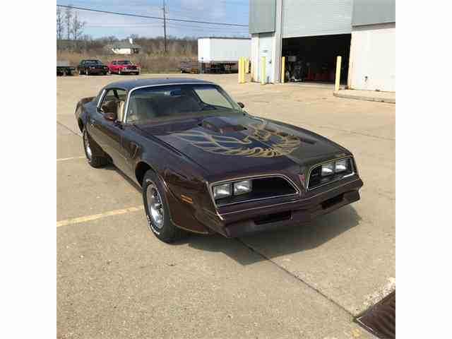 1977 Pontiac Firebird Trans Am | 975876
