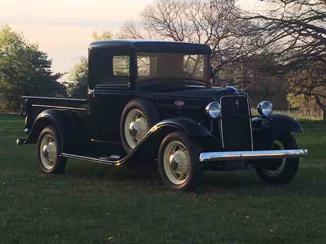 1934 Ford Pickup | 975885