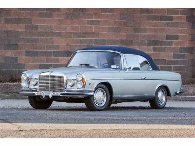 1971 Mercedes-Benz 280SE 3.5 Cabriolet  | 975889