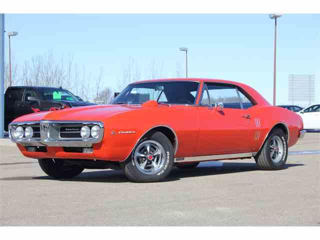 1967 Pontiac Firebird | 975896