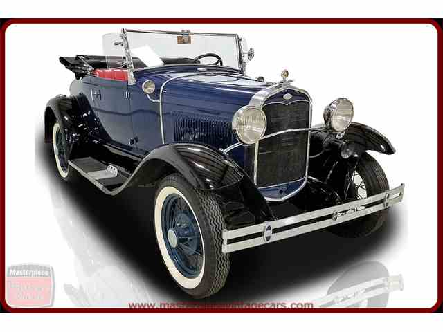 1931 Ford Model A | 975901