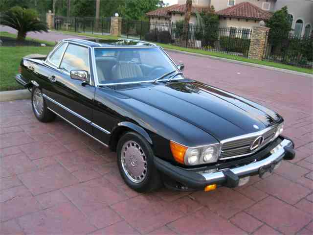 1988 Mercedes-Benz 560SL | 975904