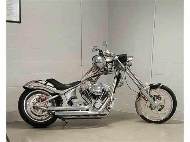 2005 Big Dog Motorcycle | 975907