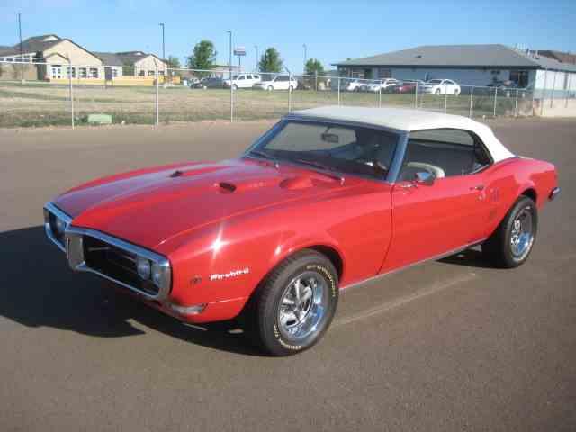 1968 Pontiac Firebird | 975908