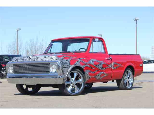 1969 Chevrolet C/K 10 | 975914