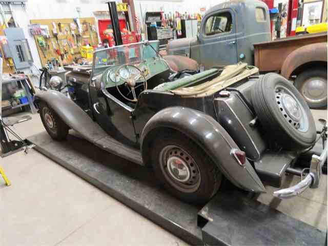 1952 MG TD | 975920