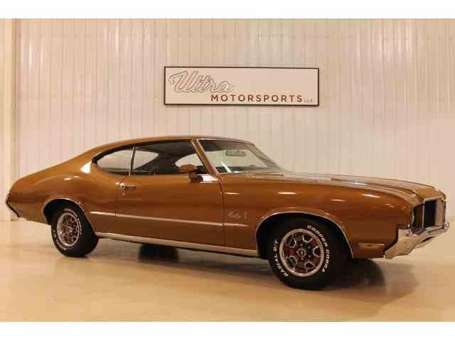 1972 Olds CutlassS | 970593