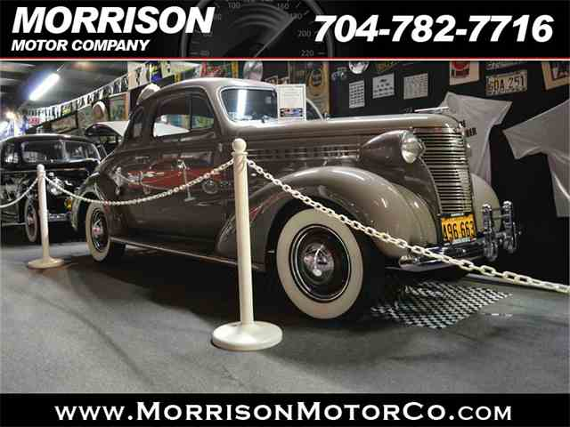 1938 Chevrolet Master Deluxe Business Coup | 975938