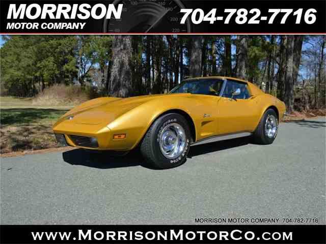1973 Chevrolet Corvette | 975950