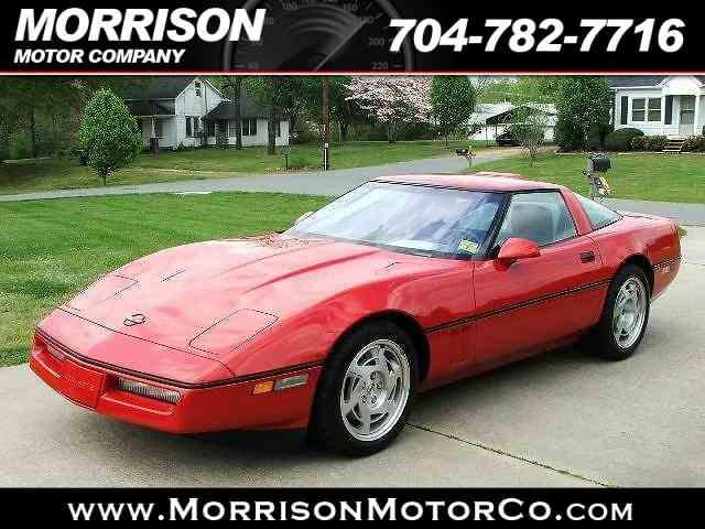1990 Chevrolet Corvette ZR1 | 975953