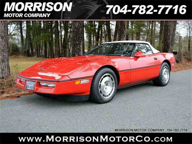 1986 Chevrolet Corvette | 975956