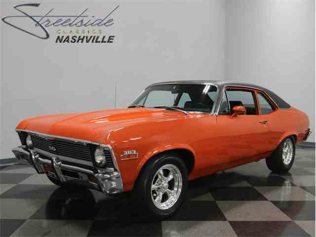 Classifieds For 1972 Chevrolet Nova 38 Available