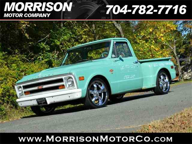 1968 Chevrolet C/K 10 | 975961