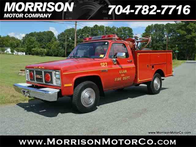 1986 GMC K2500 Sierra | 975962