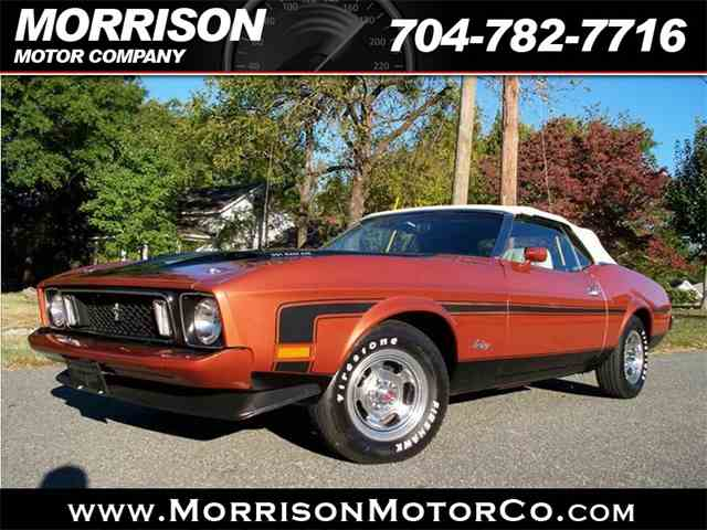 1973 Ford Mustang   975967
