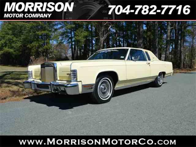 1978 Lincoln Town Car | 975968