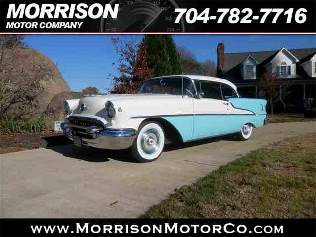 1955 Oldsmobile Deluxe 88 Holiday Coupe | 975978