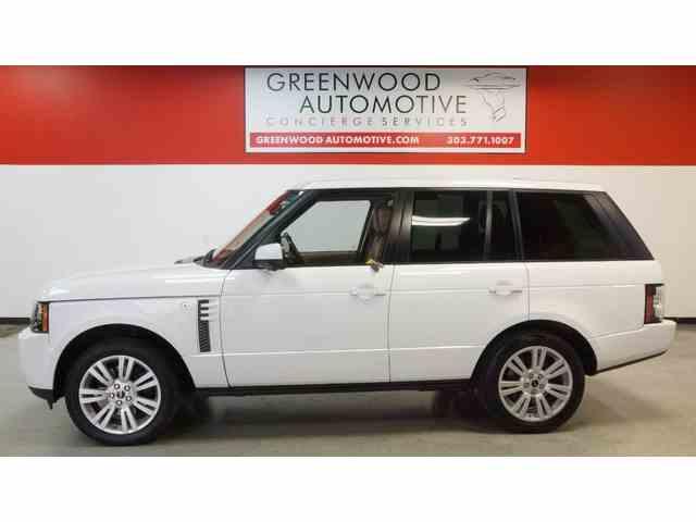 2012 Land Rover Range Rover | 970598