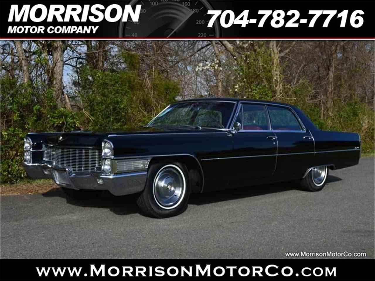 1965 Cadillac Sedan DeVille for Sale   ClassicCars.com ...
