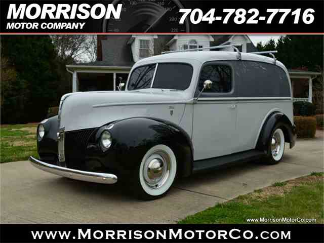 1940 Ford Panel Truck | 975981