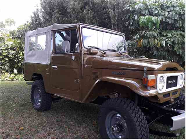1979 Toyota Land Cruiser FJ | 975983