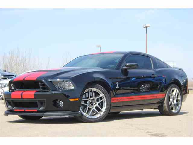 2014 Shelby GT500 | 975989