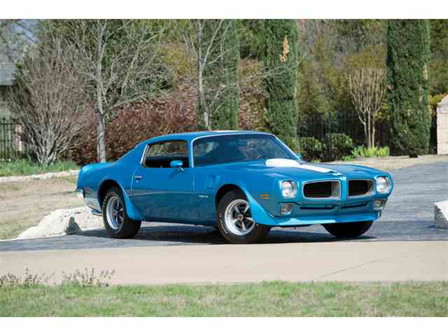 1970 Pontiac Firebird Trans Am Ram Air III | 970060