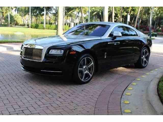 2015 Rolls-Royce Silver Wraith | 970600