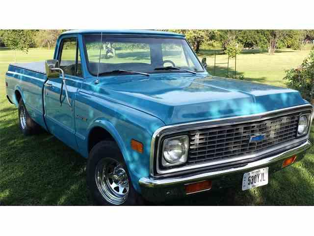 1971 Chevrolet C/K 10 | 976001