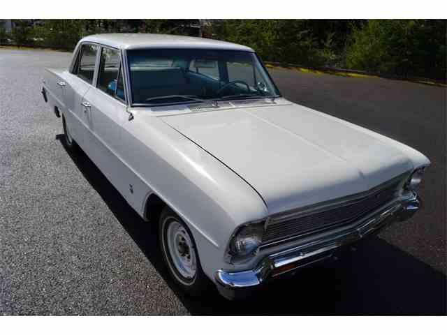 1966 Chevrolet Nova 4 Door | 976004