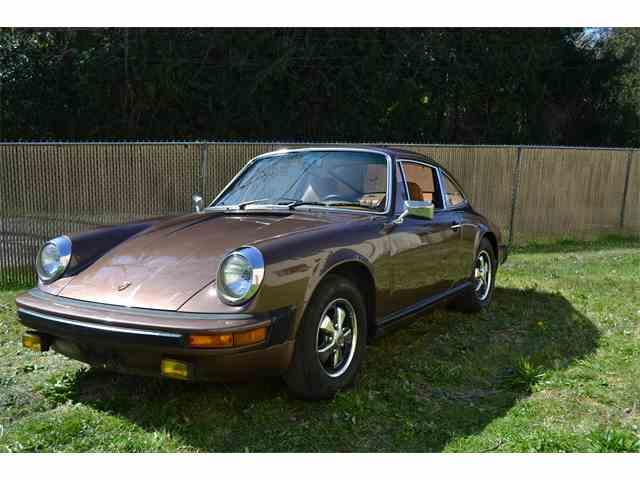 1976 Porsche 912   976007