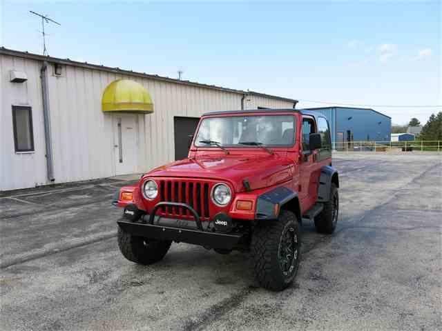 1999 Jeep Wrangler | 976009