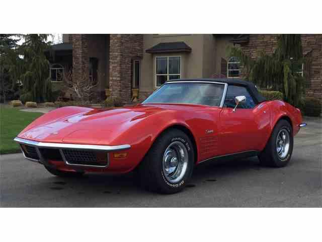 1972 Chevrolet Corvette | 976011