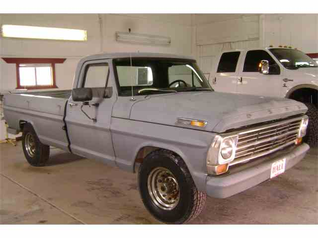 1968 Ford F250 | 976014