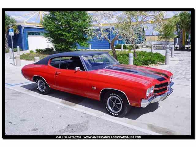 1970 Chevrolet Chevelle | 976024