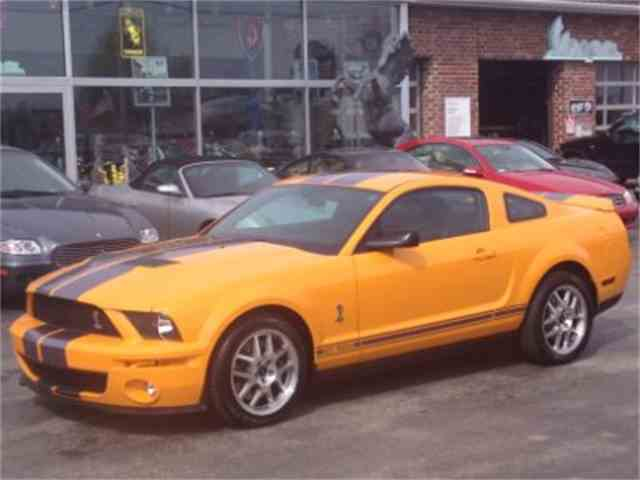 2007 Shelby GT500 | 976027