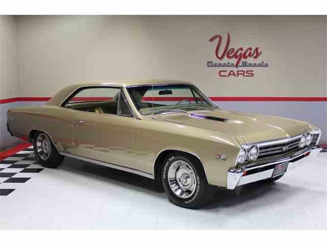 1967 Chevrolet Chevelle SS | 976036