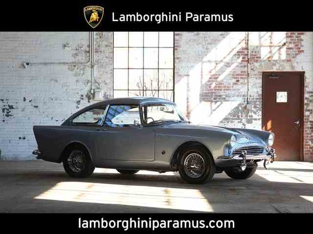 1961 Harrington Sunbeam Alpine | 976040
