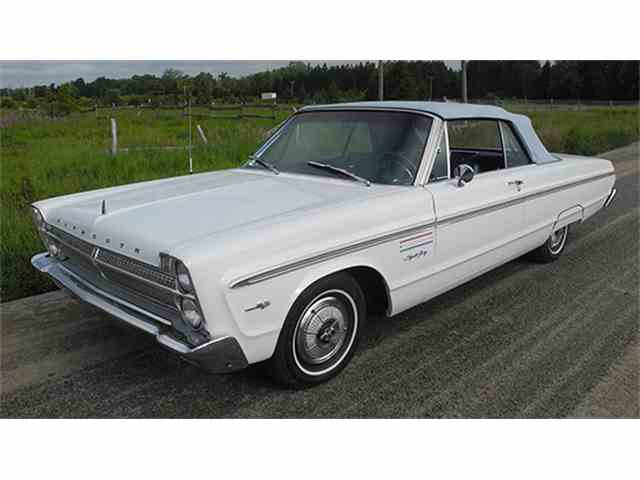 1965 Plymouth Sport Fury Convertible | 976050