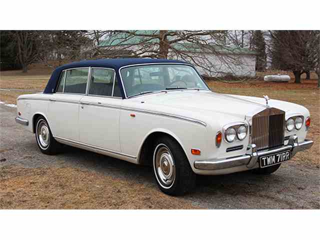 1972 Rolls-Royce Silver Shadow Saloon | 976052