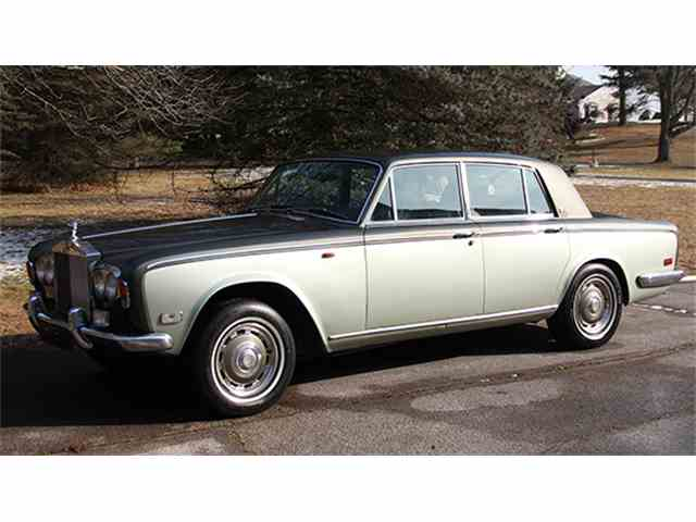 1976 Rolls-Royce Silver Shadow Saloon | 976053
