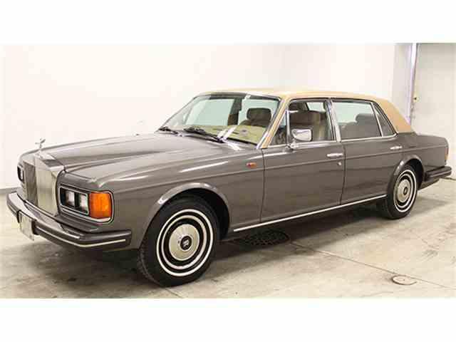 1985 Rolls-Royce Silver Spur | 976054