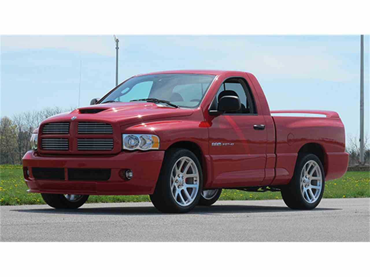 2004 dodge ram srt 10 pickup for sale cc 976056. Black Bedroom Furniture Sets. Home Design Ideas
